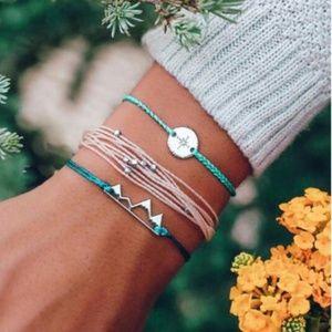 Jewelry - Boho Chic Gypsy Bracelet set